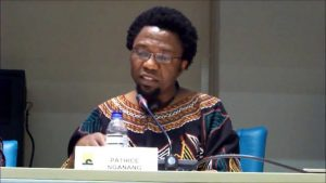 Important Statements and the US Congress Hearing: THREE – Prof. Patrice NGANANG