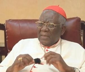 CARDINAL TUMI SAYS HE IS THE INITIATOR OF THE ALL ANGLOPHONE CONFERENCE by Elie Smith