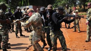 THE ARMY CANNOT DEFEAT THE SECESSIONIST By Dieudonné Essomba