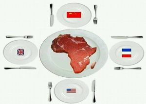 Africa: What A Sumptuous Meal for Greedy Westerners