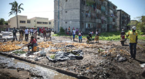 Many Mozambicans still struggling to get back on their feet, one year after cyclone