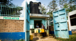 Water access critical to beating back COVID-19 spread in slum areas
