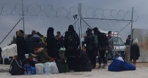 Greece: Nearly 2,000 New Arrivals Detained in Overcrowded, Mainland Camps