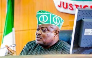 EXPOSED: Speaker Of Lagos Assembly, Obasa, Awards Contracts To Self Through Company Registered In Son's Name