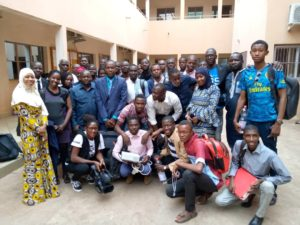 From DRCongo to Mali: training across borders