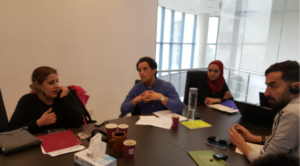 From Edmonton to Amman: A mission to exchange knowledge and shed light on human rights issues