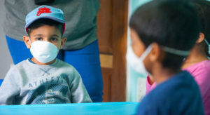 Ceasefire during COVID-19 pandemic essential, to safeguard 250 million children