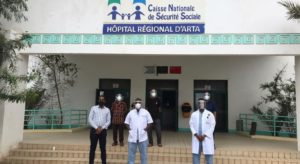 FROM THE FIELD: Migrants use digital 'fab labs' to address Djibouti health protection shortages