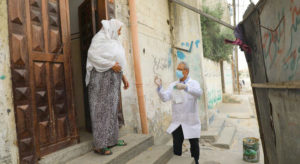 Common coronavirus enemy, forges some Palestine-Israel cooperation, but West Bank annexation looms