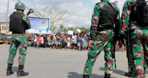 Fatal Shooting in a Mining Town in Papua