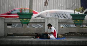 Covid-19 Curfew Arrests of Thailand's Homeless