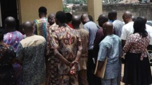 Ondo Government Hands Over Civil Servants To Police Over Financial Theft