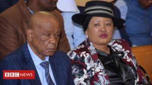 Thomas Thabane: Lesotho's PM sends army into streets