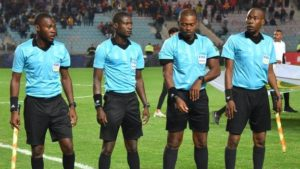 Caf using break to settle referee payments backlog