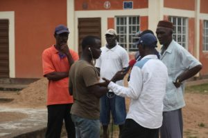 COVID-19 lessons learned from covering the Ebola pandemic in Sierra Leone
