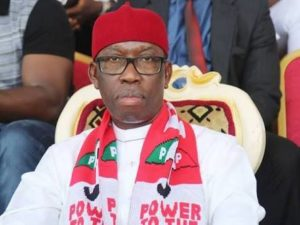 Delta Governor, Okowa, Orders Arrest Of Community Chairman Over Video Exposing Poor Fumigation Of Community