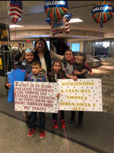 Volunteers Fight The Fight; Families Reunite – The Advocates Post