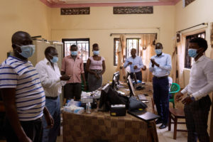 South Sudanese Journalists Report on Covid-19