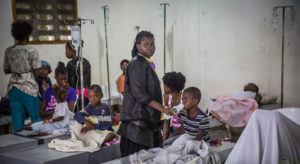 UN committed to a 'brighter future' for Haiti, as independent rights experts call for more action on behalf of cholera victims