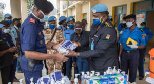 Policing the pandemic: how UN Police are maintaining law, order, and public health |