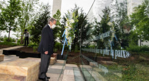 Peacekeepers exemplify 'service, sacrifice and selflessness', in face of pandemic |