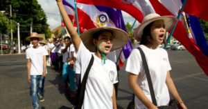 No May Day Marches in Myanmar