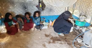Read more about the article Yemen: Displaced at Heightened Covid-19 Risk