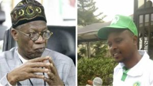 Journalist Unlawfully Detained For Allegedly Criticising Nigeria's Minister Of Information, Lai Mohammed, Charged To Court 16 Days After Arrest