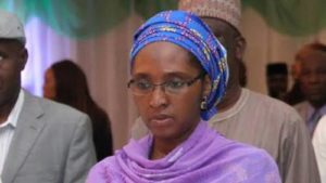 Apologise For Leading Nigeria Into Recession For Second Time, PDP Tells Finance Minister, Zainab Ahmed