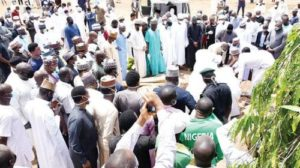 Court Refuses To Hear Case Against Government Officials Who Violated Safety Precautions During Abba Kyari's Burial