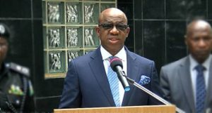 Striking Doctors In Ogun State Are Irresponsible, I Am Disappointed In Them —Governor Abiodun