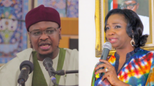 An Islamic Scholar Should Not Lie, Your Disrespect For Women Legendary —Abike Dabiri-Erewa Blasts Nigeria's Communications Minister, Pantami
