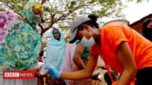Coronavirus in Ghana: Online funerals, face masks and elections without rallies