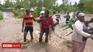 Kenya, Somalia and Rwanda hit by deadly flooding