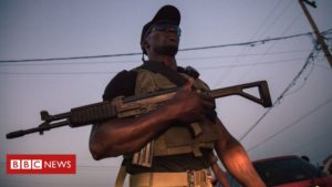 Cameroon's deadly mix of war and coronavirus
