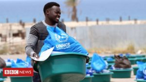 Letter from Africa: Spare a thought for stranded migrants