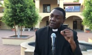 """CUIB crisis: Fr Nkeze """"resigns"""", hands over power on social media"""