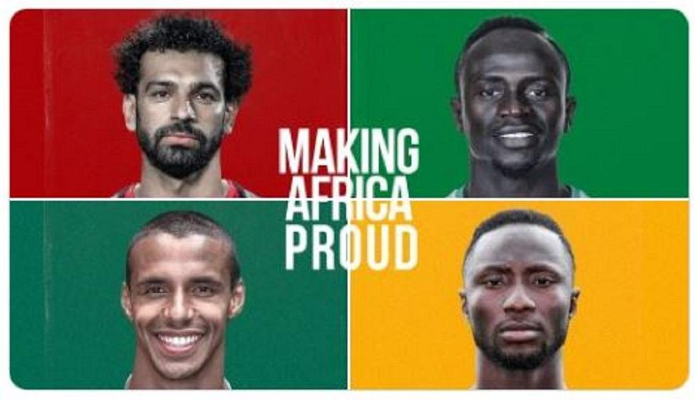 The four Africans who help Liverpool win premier league