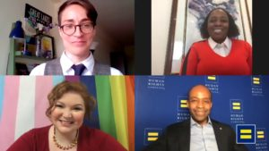 2020 Change Makers: A Celebration of Child Welfare Professionals Committed to LGBTQ Inclusion