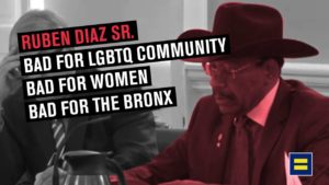 Ruben Diaz Sr. is Bad for the Bronx