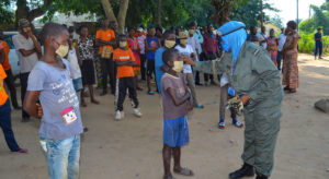 Amidst COVID-19 challenges, UN 'remains operational' across Central Africa |