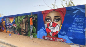 FROM THE FIELD: Painting the post-pandemic world in Senegal |