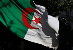 Rights Language in Algeria's Draft Constitution No Comfort to Jailed Journalist