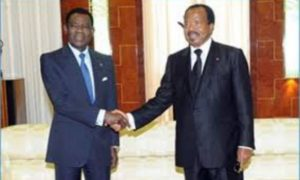 Biya and Obiang set high level security meeting to end border dispute