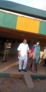 BREAKING: Ex-Abia Governor, Kalu, Released From Kuje Prison