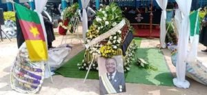 Cameroonians pay homage as Hon. Joseph Mbah Ndam journeys home