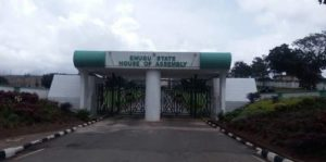 Enugu State House Of Assembly Shut Down Over Lawmaker's Death