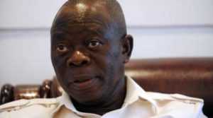 BREAKING: Buhari Is My Leader, I Accept Dissolution Of APC National Working Committee, Says Oshiomhole