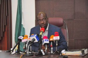 BREAKING: I Won't Appeal My Disqualification From Participating In APC Primary Election, Says Governor Obaseki