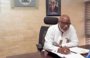 Ondo 2020: APC National Working Committee Denies Endorsing Akeredolu For Second Term